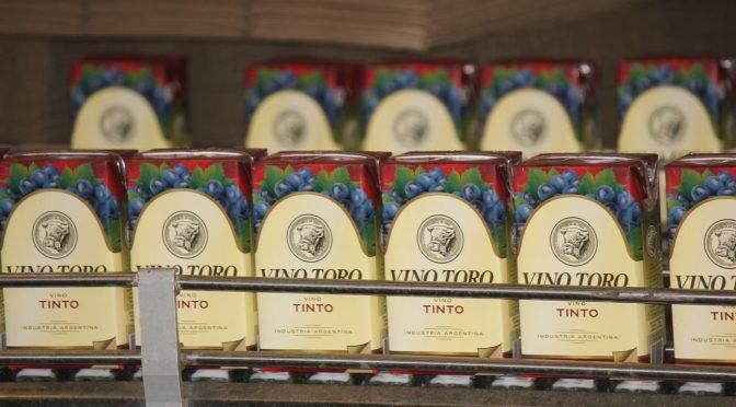 Análisis de brecha de precios vino tinto común (Octubre)